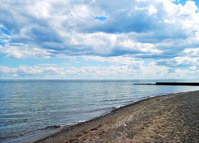 lake ontario hanlans point by ash2276