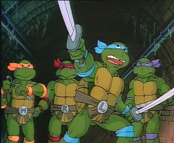 tmnt series 1987
