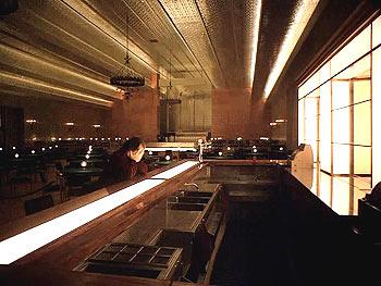 overlook hotel bar