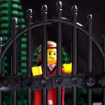 The Sick Brick: Eric Weber's Lego Art