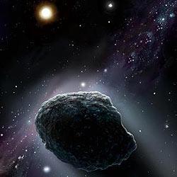 dark comets credit nasa
