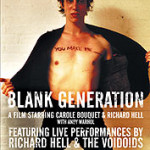 <em>Blank Generation</em> On DVD