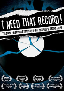 i need that record dvd