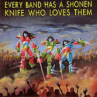 shonen knife tribute