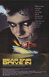 dead end drive in poster