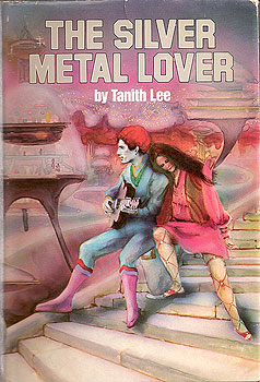the silver metal lover cover