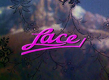 lace title screen