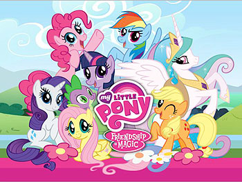 my little pony group