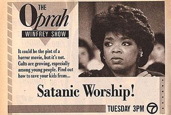 oprah satan
