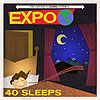 expo 40 sleeps
