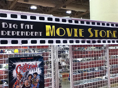 my big fat independent movie store