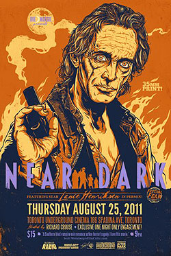 near dark postcard