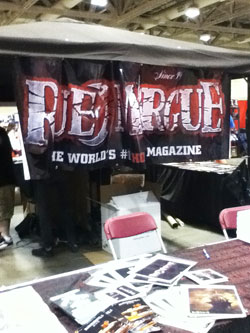 rue morgue booth