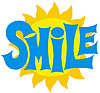 smile logo by mark london
