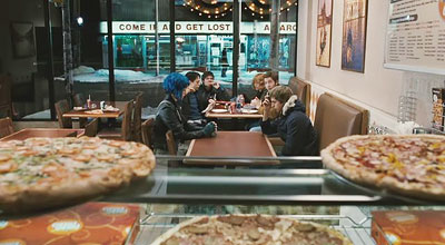 scott pilgrim pizza