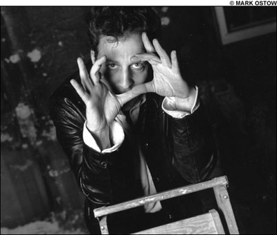 mark sandman by mark ostow