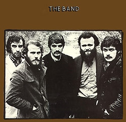 the band cover