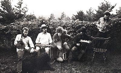the band group shot