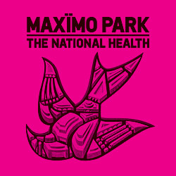 maximo park album cover