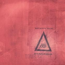big black delta tour EP cover