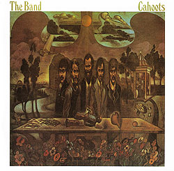 the band cahoots cover