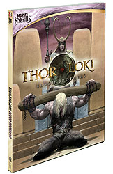 thor loki blood brothers DVD