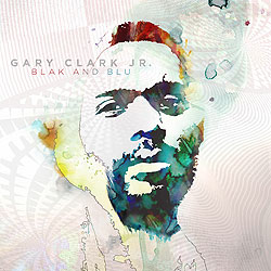 gary clark blak and blu cover