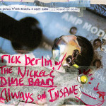 Music Review: Rick Berlin & The Nickel and Dime Band, <em>Always On Insane</em>