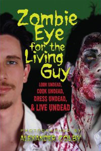 zombie eye cover