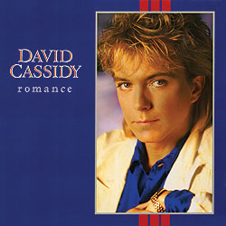 david cassidy romance cover