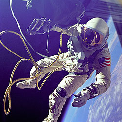 ed white spacewalker