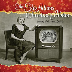 edie adams christmas cover