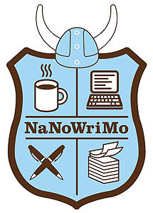 NaNoWriMo crest