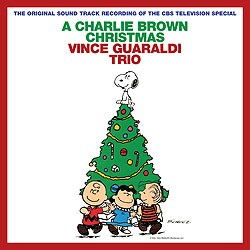 vince guaraldi xmas cover