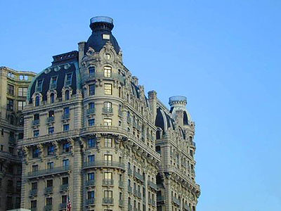ansonia building