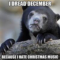 i dread december