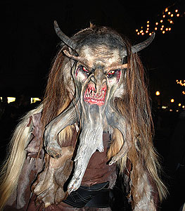 krampus by gholzer