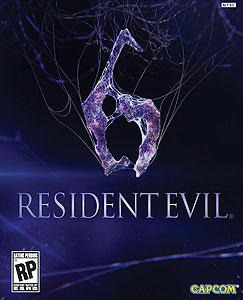 resident evil 6 cover