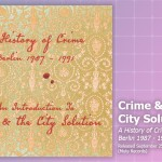 Music Review: Crime & the City Solution, <em>A History of Crime – Berlin 1987-1991: An Introduction to Crime & the City Solution</em>