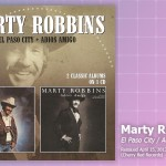 Music Review: Marty Robbins, <em>El Paso City/Adios Amigo</em> (Reissue)