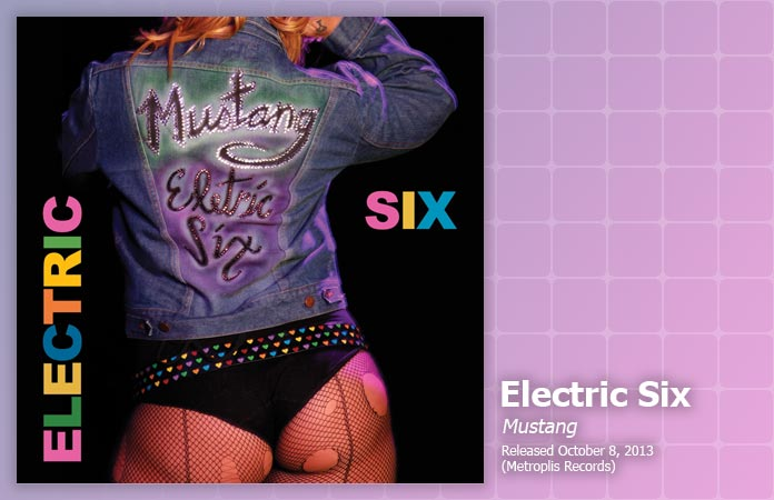 Electric 6 Mustang Review Header Graphic