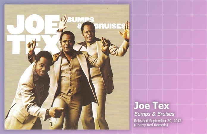 joe-tex-bumps-bruises-review-header-graphic