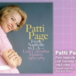 Music Review: Patti Page, <em>From Nashville to L.A. – Lost Columbia Masters 1963-1969</em>