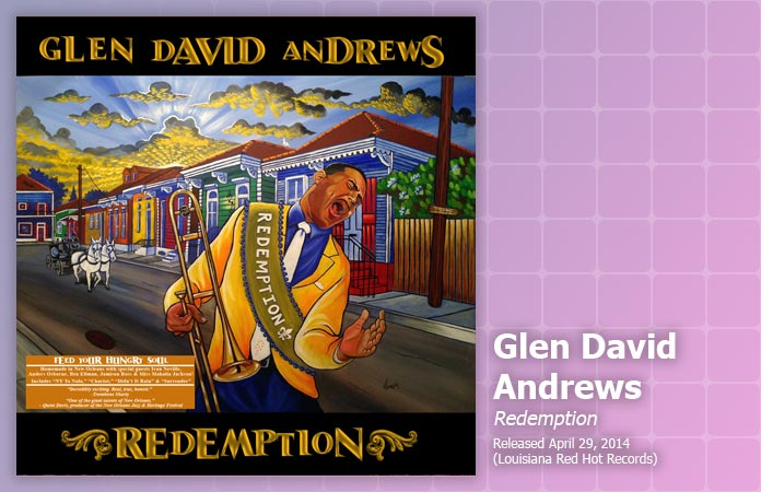 glen-david-andrews-redemption-review-header-graphic