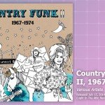 Music Review: Various Artists, <em>Country Funk II, 1967 – 1974</em>