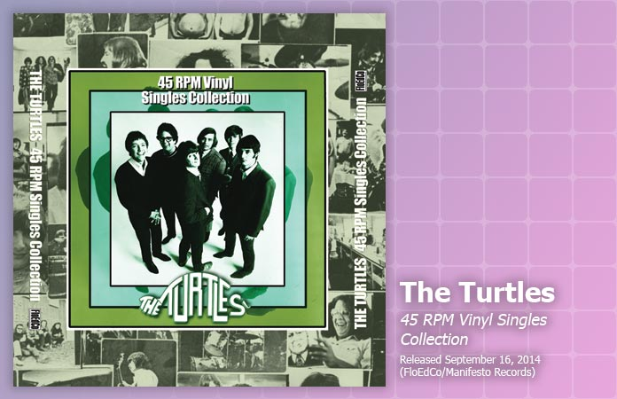 the-turtles-45-rpm-singles-review-header-graphic
