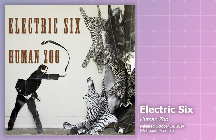 electric-six-human-zoo-review-header-graphic
