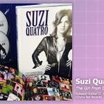 Music Review: Suzi Quatro, <em>The Girl From Detroit City<em> Box Set