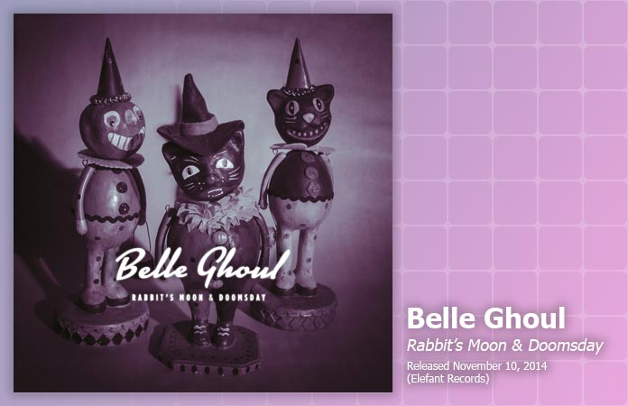 belle-ghoul-rabbits-moon-EP-review-header-graphic