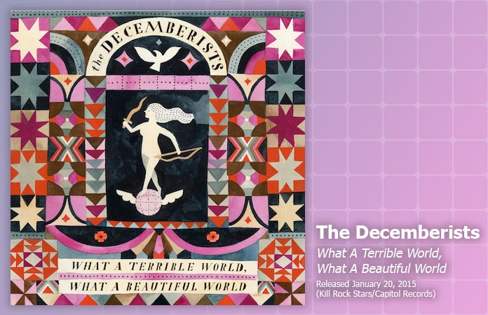 the-decemberists-what-a-world-review-header-graphic